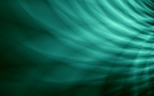 Wave Music Green Abstract Web ...