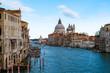 ベネチア アカデミア橋からの街並み