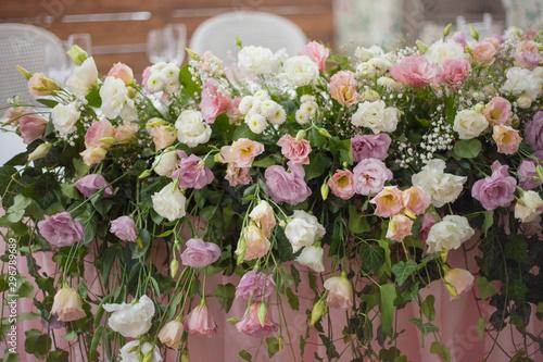 Papel de parede beautiful weddind floral decor