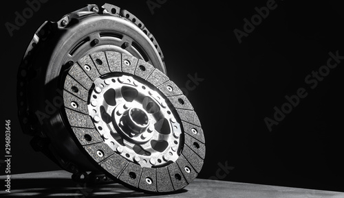 Two brake rotors, genuine parts and aftermarket rotors built to meet or exceed O Wallpaper Mural