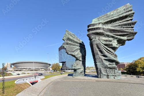 Pomnik Powstańców Śląskich- Katowice