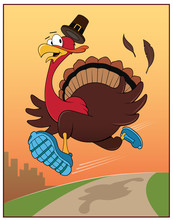Turkey 5K Run