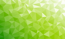 Bio Texture Low Poly Green Bac...