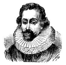 Sir Francis Drake, Vintage Ill...