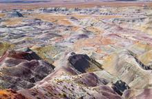 Little Painted Desert - Navajo...