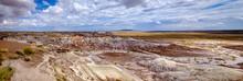 Panorama - Petrified Forest - ...
