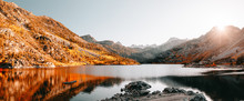 Autumn Lake Panorama