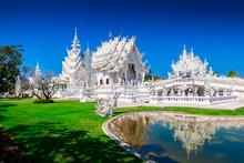 Wat Rong Khun (The White Templ...