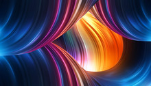 Beauty Abstract Full Color Bac...