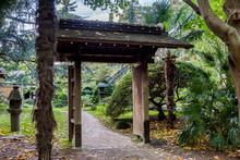 Entrance Gate Of Albert Kahn P...