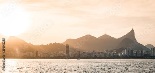 Rio de Janeiro Panorama Canvas Print
