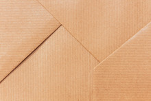 Close-up Shot Of Brownish Package Paper
