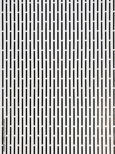 Carta da parati  Texture grille blanche métallique