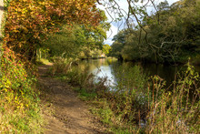 A Path Along The Banks Of The ...