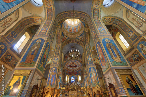 Shipka Memorial Church in central Bulgaria, taken in May 2019 Wallpaper Mural