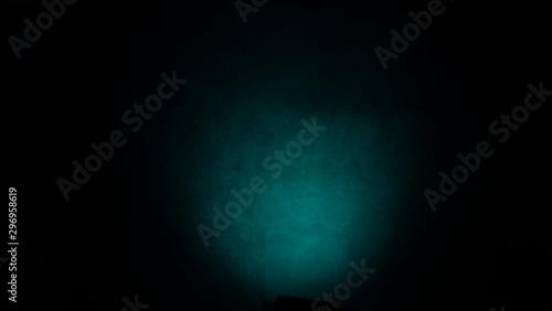 Fototapeta blue green abstract background gradient blur obraz na płótnie
