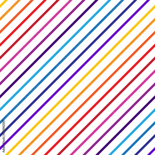 Tapety kolorowe  diagonal-rainbow-colorful-lines-on-white-color-seamless-pattern-background