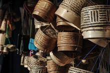 Sticky Rice Basket, Laos