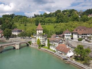 Fototapeta na wymiar  Switzerland Bern