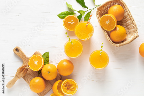 Pinturas sobre lienzo  Orange juice