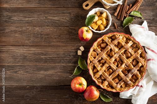 Cuadros en Lienzo Apple pie