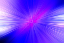 An Abstract Blue And Pink Burst Background Image.
