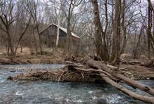 Bushkill Creek Easton Pennsylv...