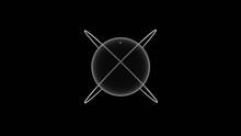 3d Illustration Of Black Spher...