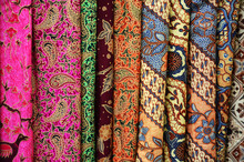 Traditional Batik Fabric Which...