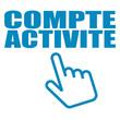 Logo compte activité.