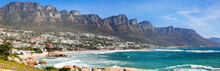 Panoramic View Of Camps Bay Be...