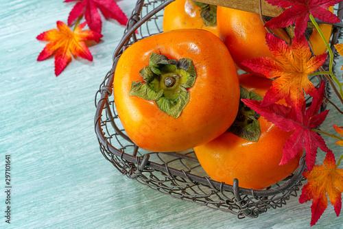 Fotomural  柿