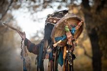 Mongolian Traditional Shaman P...