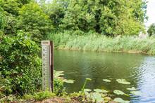 River Depth Marker And Gauge S...