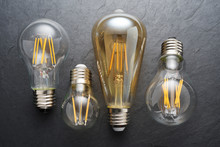 Transparent LED Filament Light...