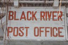 Post Office Black River