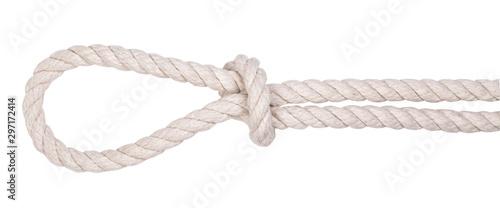 Carta da parati  Fragment of a nautical rope