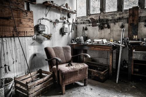 Photo alte verlassene Orte in Deutschland