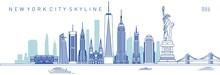 Vector Illustration Of New Yor...