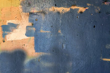 Texture Of A Plastered Wall Wi...