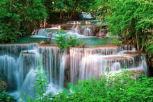 Huai Mae Kamin Waterfall Srina...