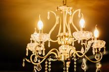 Hanging Light In European Styl...