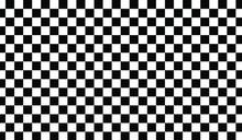 Black And White Checkerboard B...