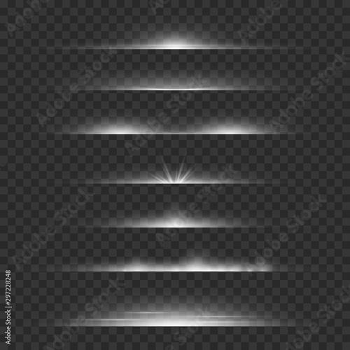 Light dividers Canvas-taulu