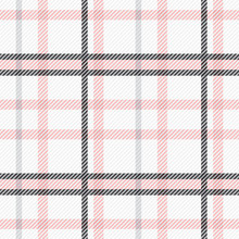 Tartan Seamless Pattern. Checkered Texture Plaid Pattern. Design Geometric Stripes For Background Image Or Clothing Fabric Prints, Home Textile, Wallpaper, Wrapping Etc. Vector Illustration.