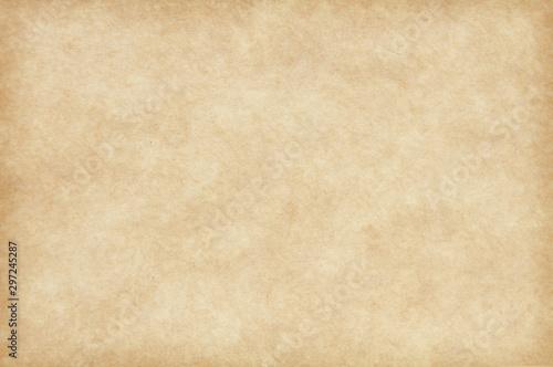 Fotografia  Old beige paper background, paper texture