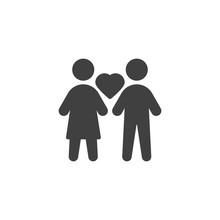 Couple Love Relationship Vecto...