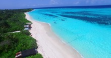 Revealing Wide Turquoise Open ...