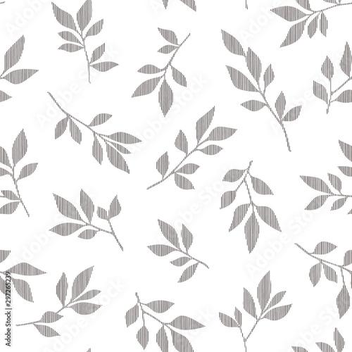 植物のパターン