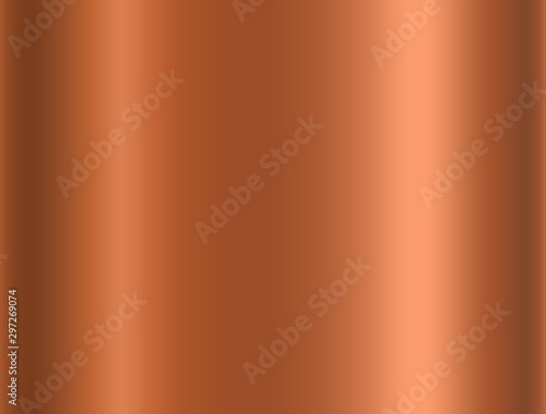 Valokuva Copper foil texture background